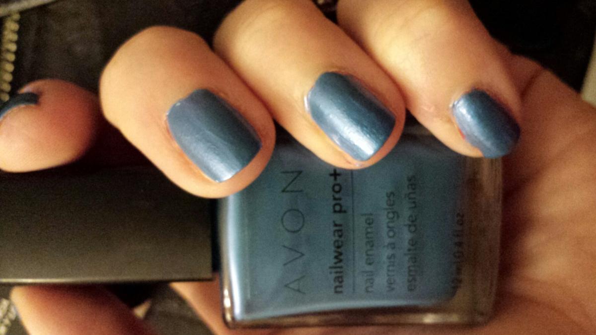 Manicure Avon Nail wearpro+